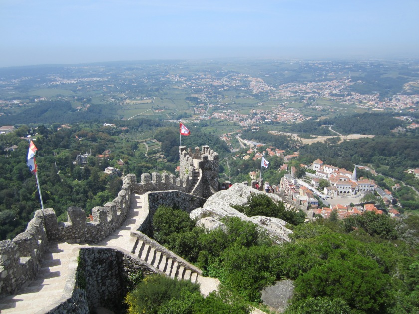 Medieval Moorish Castle, Sintra