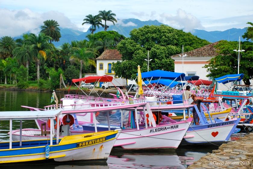 Port of Parati