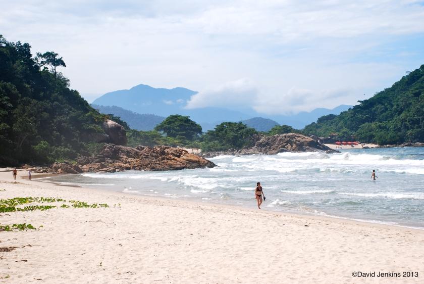 Praia da Trindade