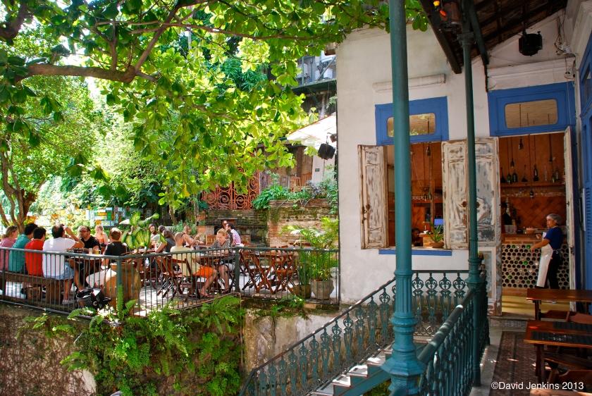 Rustica Cafe, Santa Teresa