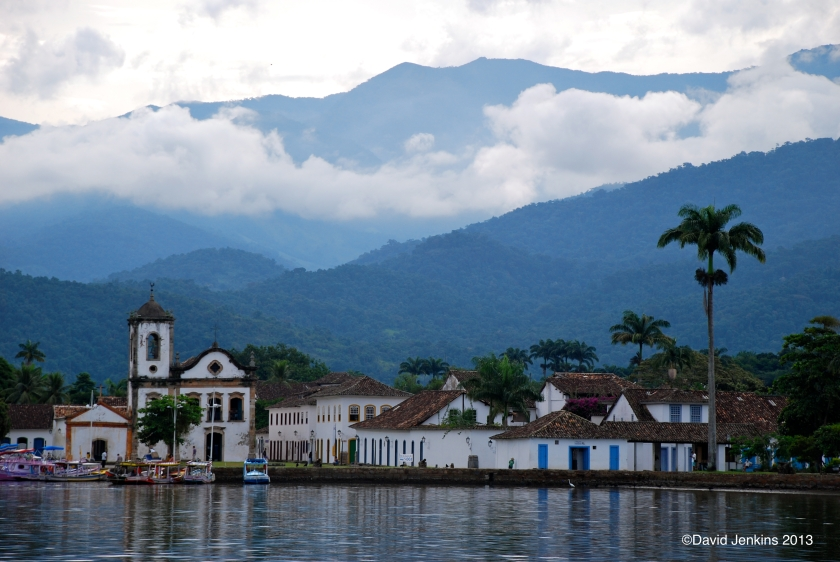 View of Paraty