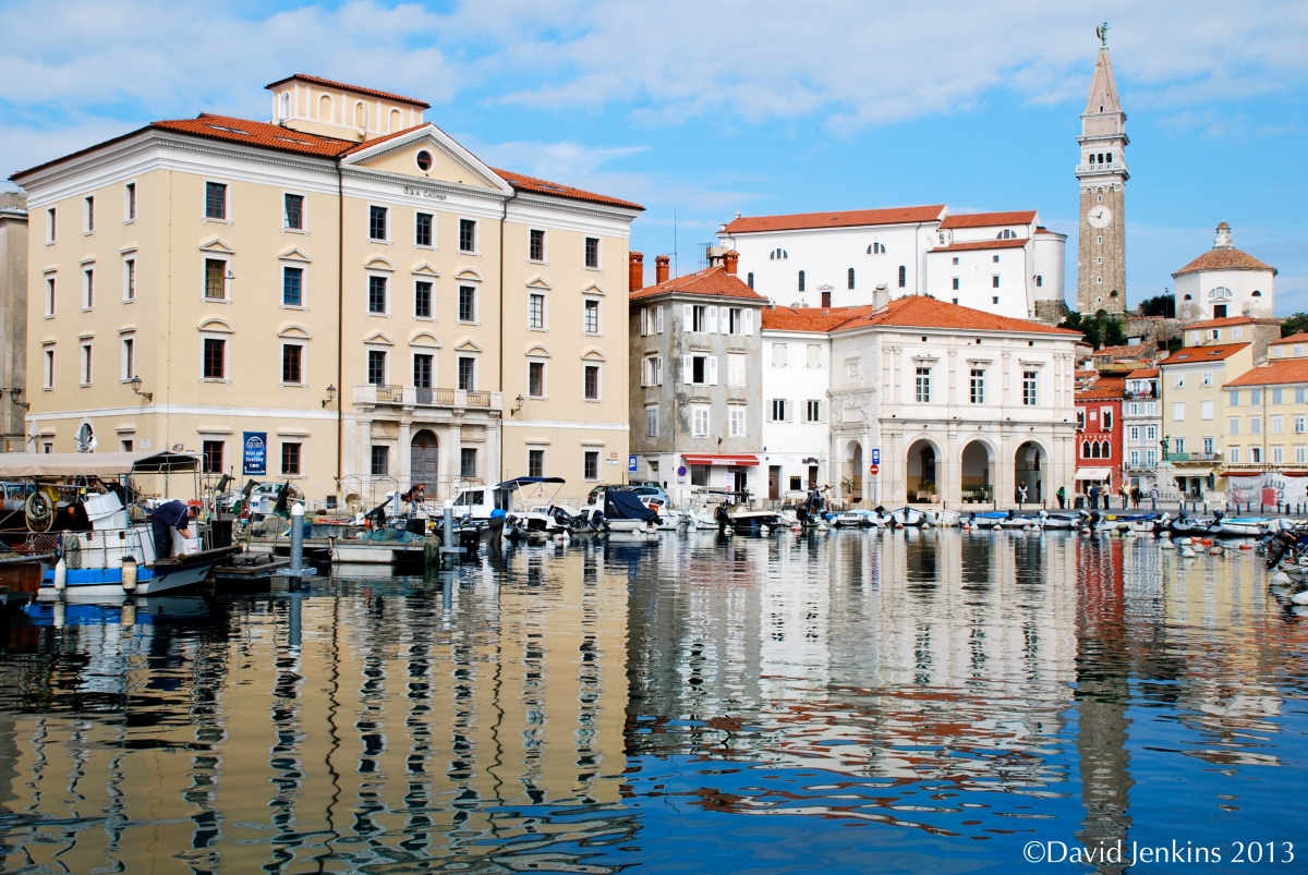Picturesque Piran