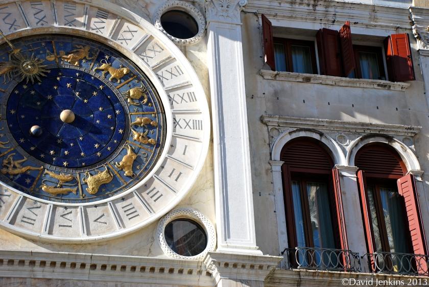 Zodiac in Piazza San Marco