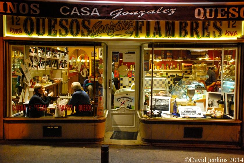Casa Gonzales, Madrid