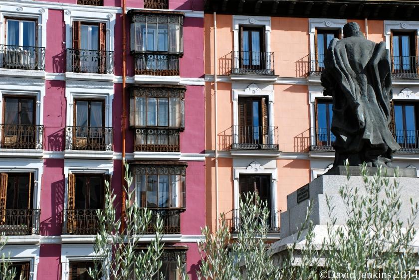 Classical Building, Madrid