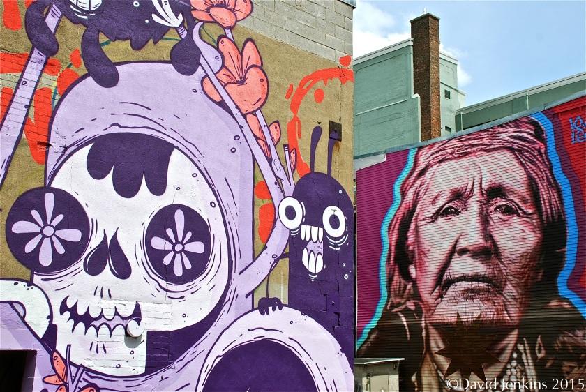 Street Art 4, Montreal