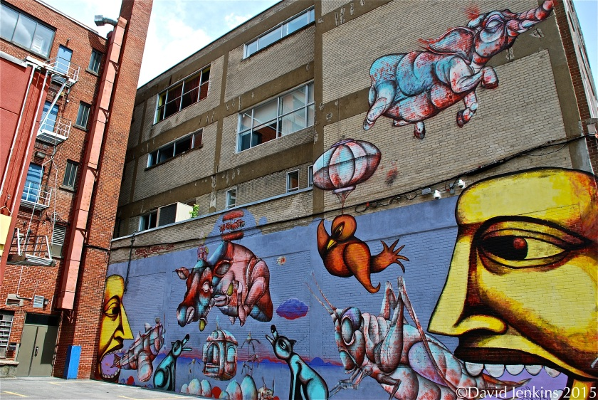 Street Art, Montreal