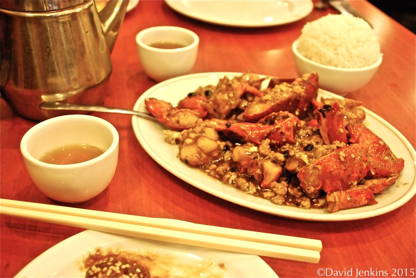 Lobster Cantonese